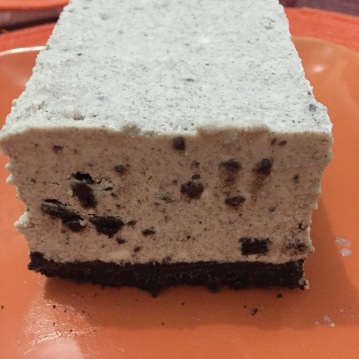 No Bake Oreo Cheesecake..