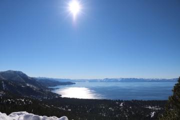 Beautiful Lake Tahoe..