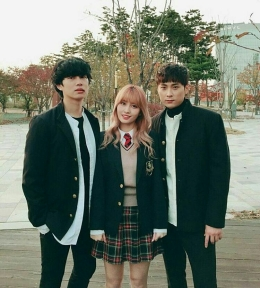 Sweet Dream by Kim Heechul & Min Kyung Hoon with Momo & Knowing BrothersCast